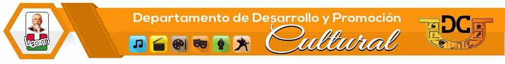 DEPARTAMENTO DE DESARROLLO Y PROMOCIÓN CULTURAL